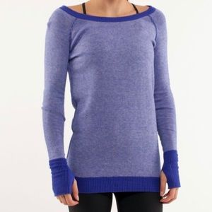 NWT Lululemon Chai Time Pullover II *Reversible